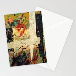 Red Star Stationery Cards