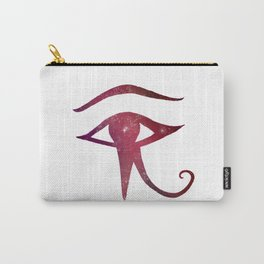 from the Source ~ Eye of Horus Little Galaxy III Carry-All Pouch
