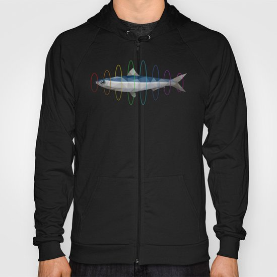 flying sardine Hoody