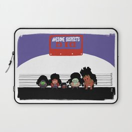UNUSUAL SUSPECTS : Awesome Laptop Sleeve