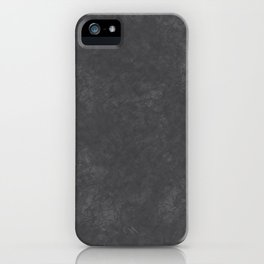 Gray textured background grey iPhone Case