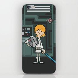 EP4 : Luke Skywalker iPhone Skin