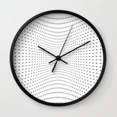 Plus Blowing || Wall Clock