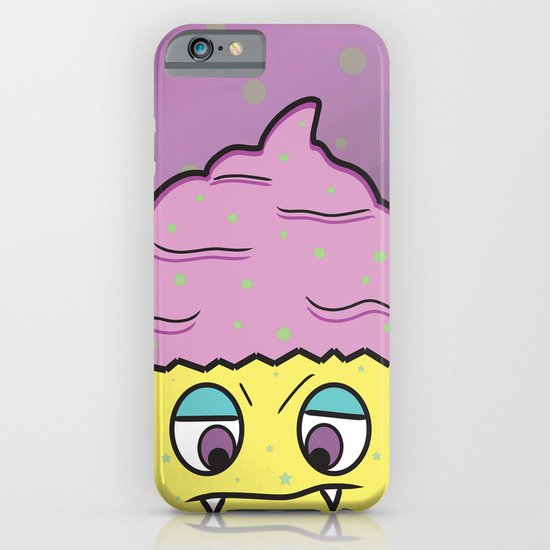 Cupcake Monster!  iPhone & iPod Case
