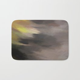 Abstract Touch of Colors. Like Painted on Canvas. Bath Mat