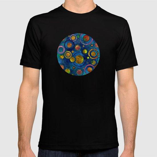 Full of Golden Dots - color variation T-shirt