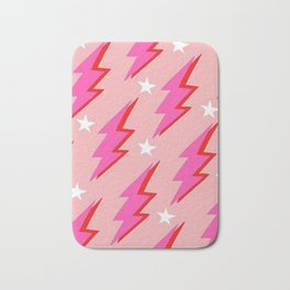 Barbie Lightning Bath Mat