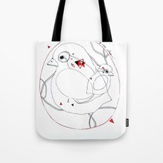keep me close Tote Bag