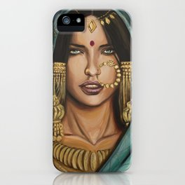Banjara iPhone Case