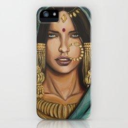 Banjara iPhone Case