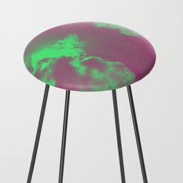 Radiant Clouds Counter Stool