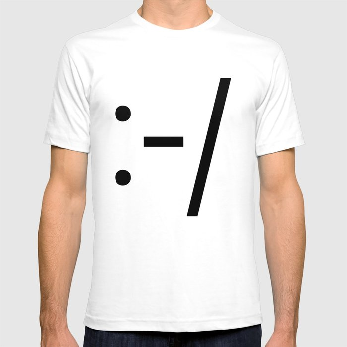 CROOKED SMILE T-shirt