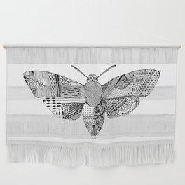 Death Head Moth Wall Hanging
