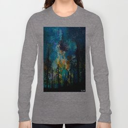 Night in Color Long Sleeve T-shirt