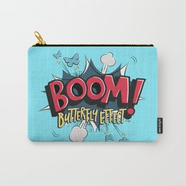 Boom! Butterfly Effect Carry-All Pouch