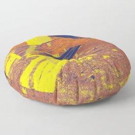The Bench Floor Pillow