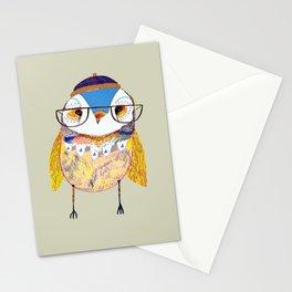 Rad Owl Stationery Cards