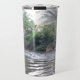 Where the River Runs Travel Mug
