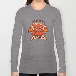 Little Red Devil Long Sleeve T-shirt