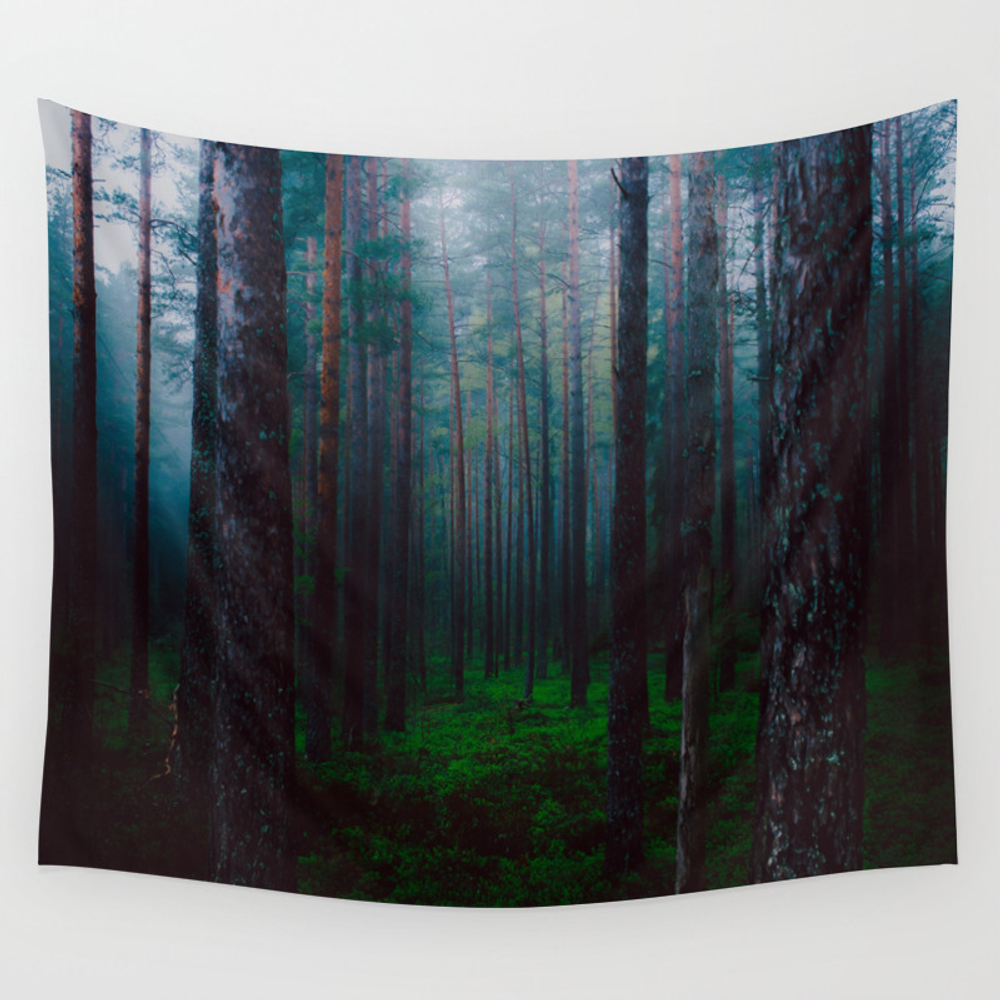 I Will Make You Sleep Wall Tapestry by Happymelvin TPS2259927