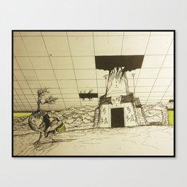YesterAgo Canvas Print