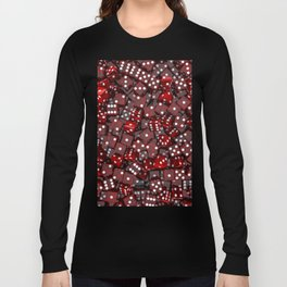 Red dice Long Sleeve T-shirt