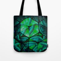 third eye Tote Bags featuring Third Eye by Lotus Effects