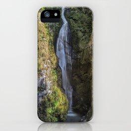 Pinard Falls Squared iPhone Case
