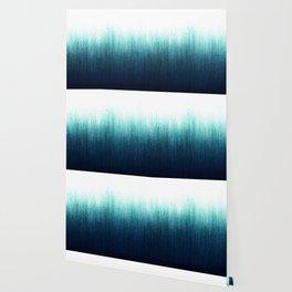 Teal Ombré Wallpaper