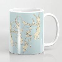 bugs Mugs featuring Bugs by Sushibird