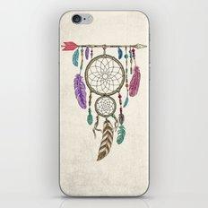 Big Dream Catcher iPhone & iPod Skin