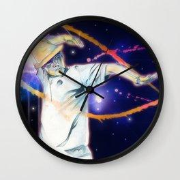 Cosmic Dancer Wall Clock