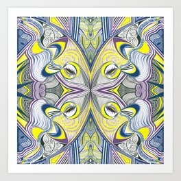 Dreamer 1 Art Print