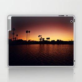 Mission Bay Belmont Park Sunset Laptop & iPad Skin