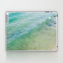 Peaceful Waves Laptop & iPad Skin