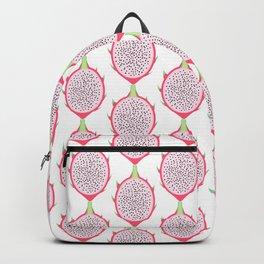 Dragon Fruit Pattern Backpack