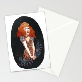 Strangeness and Charm Stationery Cards