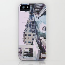 Holiday in the Sun iPhone Case