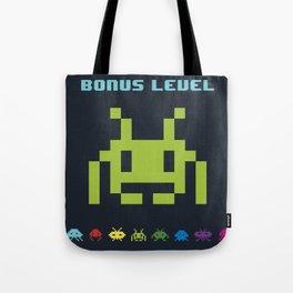 Space Invader VI Tote Bag