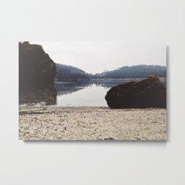 The Cove II Metal Print