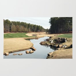 Golf Creek Winding Rug
