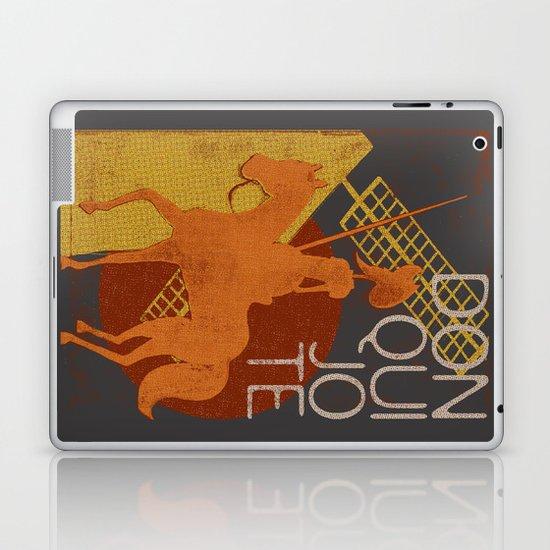 Books Collection: Don Quixote Laptop & iPad Skin