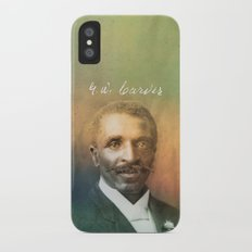 Veneer. Carver. 1864-1943. Slim Case iPhone X