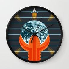 Dune Wall Clock