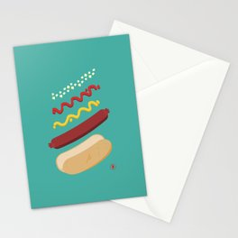 HUT DUG Stationery Cards