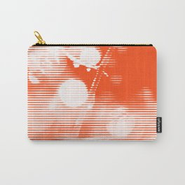 Morning Dew - Orange Carry-All Pouch
