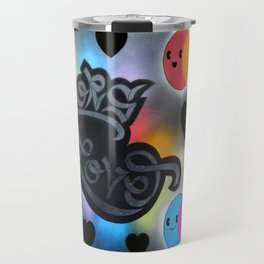 Colors in Love Travel Mug