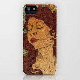 Nouveau Bliss iPhone Case