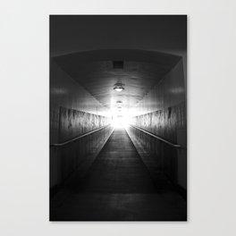 Union Station Tunnel Canvas Print