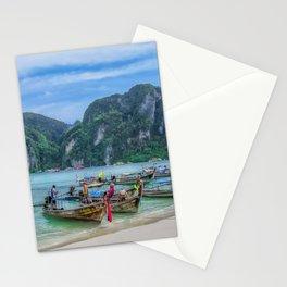 Phi Phi Island Stationery Cards